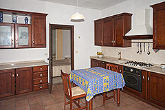 Country Estate for sale in Piemonte - Main House-Kitchen