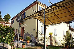 Characteristic Guest House for sale in the prestigious wine area of Barolo - Historic Property with family home and B & B guest rooms minutes from Barolo.
