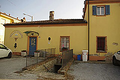 Characteristic Guest House for sale in the prestigious wine area of Barolo - View of the property