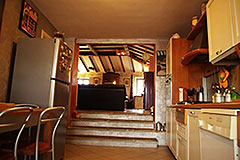 Characteristic Guest House for sale in the prestigious wine area of Barolo - Kitchen area