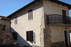Village House for sale , Piemonte - Traditional stone property
