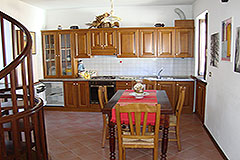 Village House for sale , Piemonte - Kitchen dining area