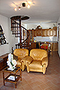 Village House for sale , Piemonte - Living area