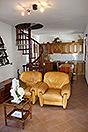 Village House for sale , Piemonte - Living area
