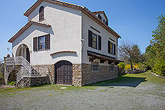 Country House for sale in Piemonte - Front view