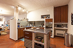 Luxury property for sale in Italy Piemonte - Main House - Kitchen