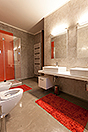 Luxury property for sale in Italy Piemonte - House 2 - Bathroom