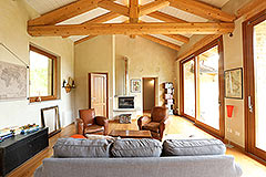 Luxury Stone Property for sale in Piemonte Italy - Spacious living area
