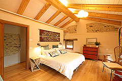 Luxury Stone Property for sale in Piemonte Italy - Bedroom