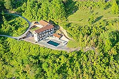 Luxury Stone Property for sale in Piemonte Italy - Tranquil position