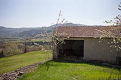 Italian farmhouse for sale in Piemonte - Garage