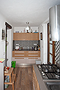 Country Stone Cottage for sale in the Langhe  region of Piemonte - Kitchen