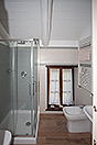Country Stone Cottage for sale in the Langhe  region of Piemonte - Bathroom