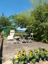 Country Stone Cottage for sale in the Langhe  region of Piemonte - Garden area