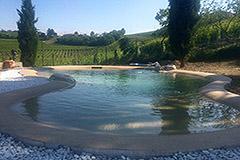 Casale in vendita in Piemonte - Pool area