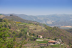Traditional Stone House requiring finishing for sale in Piemonte - Views