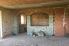 Traditional Stone House requiring finishing for sale in Piemonte - Interior