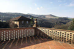 Country Property for sale in Piemonte - Terrace area