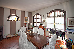Country Property for sale in Piemonte - Dining area