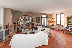 Country Property for sale in Piemonte - Living area