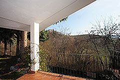 Country Property for sale in Piemonte - Views from terrace