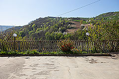 Traditional Italian Farmhouse for sale in Piemonte - Views from courtyard