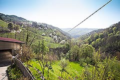 Traditional Italian Farmhouse for sale in Piemonte - Views