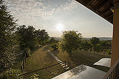 Country property for sale in Piemonte - Views