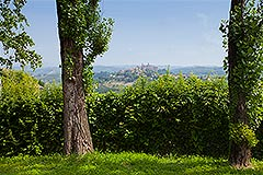 Luxury Property for sale in Piemonte Italy - Langhe views
