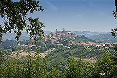 Luxury Property for sale in Piemonte Italy - Views