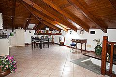 Luxusimmobilie zum Verkauf im Piemont, Italien - Loft area