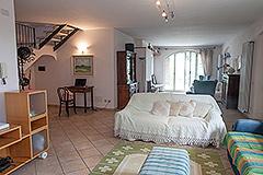 Luxusimmobilie zum Verkauf im Piemont, Italien - Main House - living area