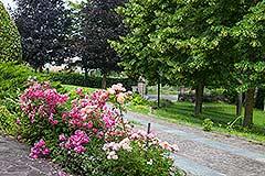 Luxusimmobilie zum Verkauf im Piemont, Italien - Attractive gardens
