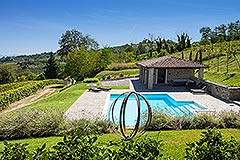 Luxury Property for sale in Piemonte Italy - Guest accommodation