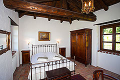 Luxury Property for sale in Piemonte Italy - Bedroom