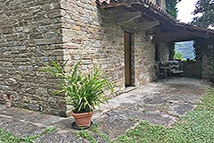 Italian Stone Farmhouse for sale in Piemonte Italy - Local stone