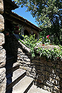 Italian Stone Farmhouse for sale in Piemonte Italy - Stone stairs