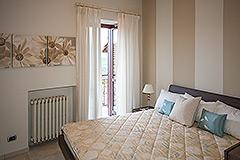 Haus in der angesehenen Stadt Serralunga d'Alba - Bedroom
