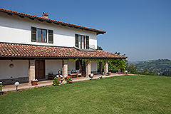 Prestigious Country Home for sale in Piemonte - Panoramic position