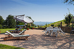 Prestigious Country Home for sale in Piemonte - Outside living area
