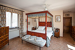 Prestigious Country Home for sale in Piemonte - Master Bedroom