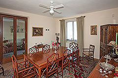 Prestigious Country Home for sale in Piemonte - Dining area