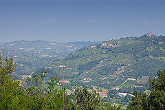 Prestigiosa cascina in vendita in Piemonte - Panoramic views