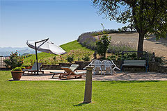 Prestigious Country Home for sale in Piemonte - Garden area