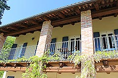 Country House for sale in Piemonte. - Balcony area