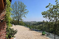 Country House for sale in Piemonte. - Panoramic position