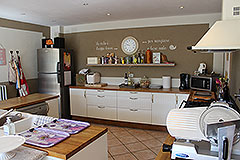 Country House for sale in Piemonte. - Kitchen area