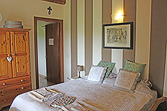 Country House for sale in Piemonte. - Bedroom