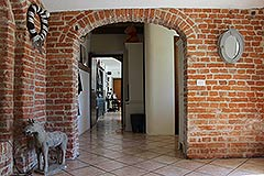 Country House for sale in Piemonte. - Exposed brick