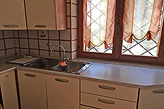 Italian Country Villa for sale in Piemonte - Kitchen